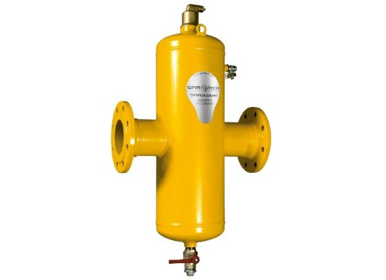 Air Dirt Separator | Sole Distributer of Spirotech solutions for conditioning fluids in HVAC & process installations in Ireland - Euro Gas Ltd.
