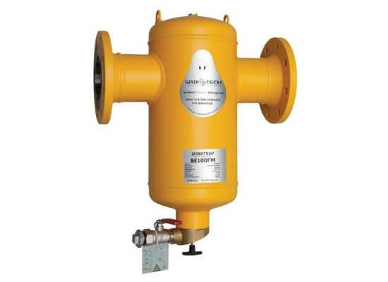 Spirotrap Air Dirt Separators now available from Ireland's leading air dirt separator specialists, Euro Gas