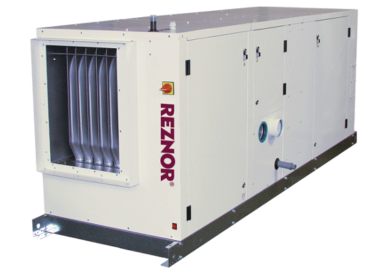 Enviropak Condensing SHH/RHH - Indirect Gas Fired Heating Ventilation Indoor/Outdoor Units from leading heating &amp vent unit supplier, Euro Gas