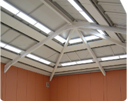 LPHW Radiant Ceiling Panels from Ireland's leading Radiant Heater provider, Euro Gas
