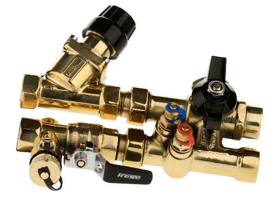 Frese Modula Compact - FCU Direct Mount Valve Set from Ireland's leading HVAC supplier