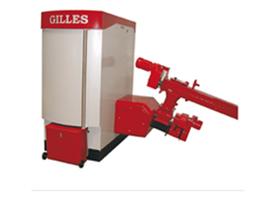 Gilles Biomass Boiler Range 49-153kW - Industrial Boilers from leading Heating Systems supplier, Euro Gas