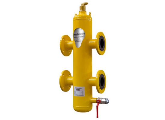 Spirocross Hydraulic Separators from Ireland's leading air dirt separators, Euro Gas