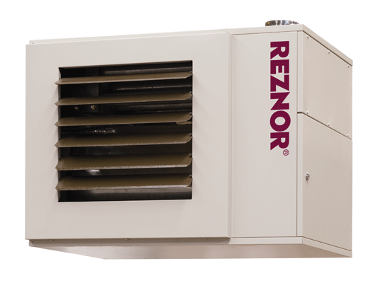 Reznor OUH Oil Fired Unit Heaters from Ireland's leading HVAC supplier, Euro Gas