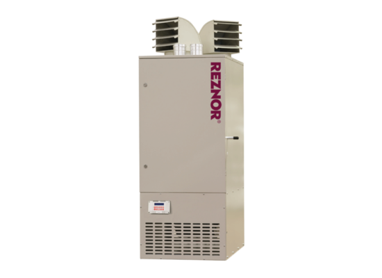 Reznor PV Cabinet Heaters from Ireland's leading industrial heating systems, Euro Gas