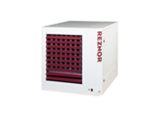 Reznor RHECO High Efficiency Condensing Unit Heaters from leading air heating supplier, Euro Gas