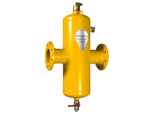 Air & Dirt Separators now available from Ireland's leading air dirt separator specialists, Euro Gas