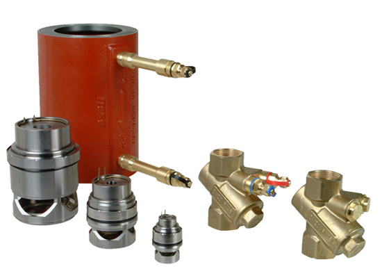 Pressure Independent Control Valves from Ireland's leading HVAC specialists