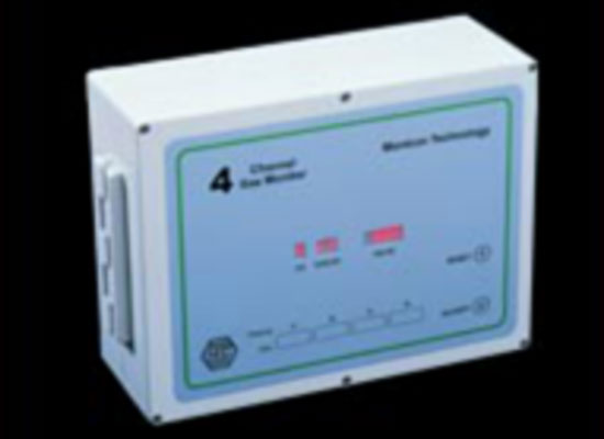 Four Channel Unit Fantini Cosmi Gas Detection from leading HVAC supplier, Euro Gas