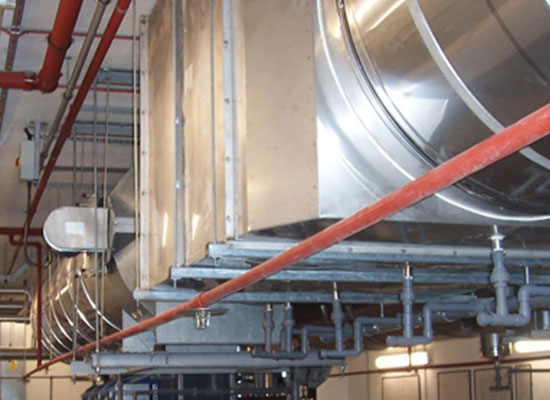 Fan Dilution Systems from Ireland's leading supplier of Flue Gas Exhaust Systems, Euro Gas