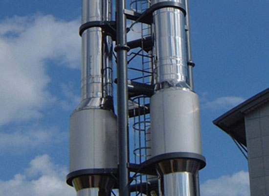 Flues & Masts from Ireland's leading supplier of Flues and masts, Euro Gas