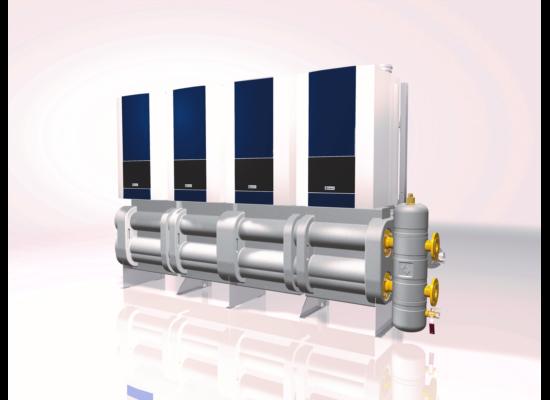 Commercial Condensing Boiler | Rendamax R40 Cascade Condensing Boiler from leading Gas Boiler Specialsists, Euro Gas