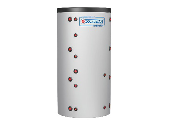 Buffer Tanks from Cordivari now available from Ireland's leading Water Heating Systems provider, Euro Gas