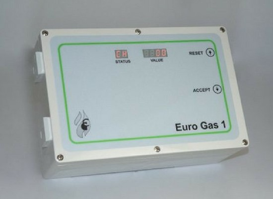 Gas detection Ireland | Comprehensive range of Gas Monitors & Gas Detection Systems from Euro Gas