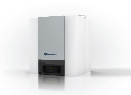Rendamax-Elco R40 Wall Mounted Gas Condensing Boiler