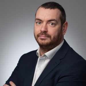 James Porter, Sales Director