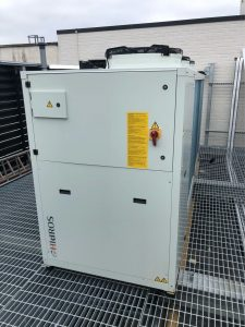 Industrial Heat Pump Installed in New Student Accommodation in Galway